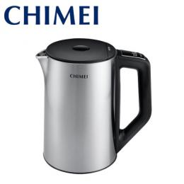 奇美CHIMEI 1.5L智能溫控不鏽鋼快煮壺 KT-15MDT0