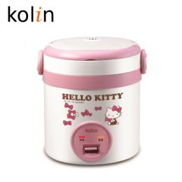 Kolin歌林 Hello Kitty隨行電子鍋 (一人份) KNJ-MNR1230