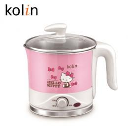 Kolin歌林 Hello Kitty 不銹鋼美食鍋 KPK-MNR006 粉紅