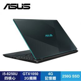 ASUS X560UD-0091B8250U 閃電藍/i5-8250U/GTX1050 2G/4G/256G/15.6吋FHD/W10/含ASUS原廠後背包及滑鼠