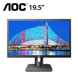 AOC 20E1H 19.5吋液晶顯示器 (1600*900/D-sub/HDMI/不閃屏低藍光/三年保固)