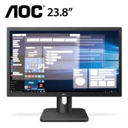 【24型】AOC 24E1Q IPS液晶顯示器(IPS/D-SUB/HDMI/DP/內建喇叭