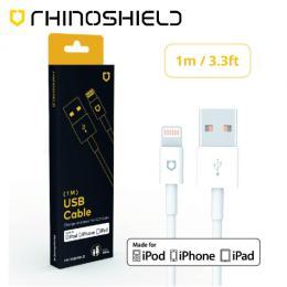 犀牛盾Lightning to USB 充電線1公尺