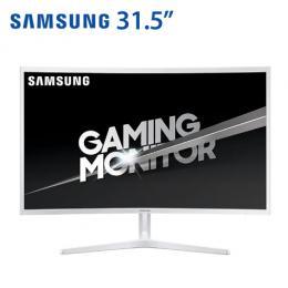 SAMSUNG C32JG51FDE 32吋曲面顯示器【VA/144HZ/4ms/DP*1/HDMI*2/三年保固】