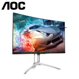 AOC AG322QC4 31.5 吋HDR電競曲面螢幕【2K/VA/144HZ/HDR400/AMD FreeSync 2/DP、HDMI/三年保固】