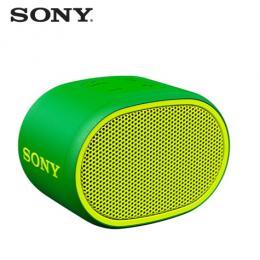 【SONY藍芽喇叭】SRS-XB01/綠