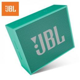 JBL GO 頂級聲效可通話無線藍牙喇叭-粉綠/內建通話功能/迷你體積82.5x67.9x29.9(W,H,D)