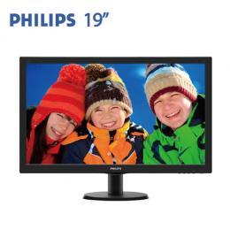 PHILIPS 飛利浦 193V5LHSB2 19型 液晶螢幕(1366X768/D-SUB/HDMI/三年保固)