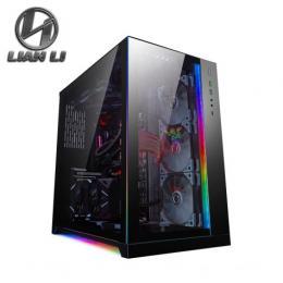 聯力 PC-O11 Dynamic Razer聯名款 (E-ATX/玻璃透側/雙PSU雙艙/支援Razer軟體/顯卡420mm/塔散155mm)