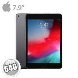 【Apple 蘋果】2019 iPad mini Wi-Fi 64GB 平板電腦 7.9吋/ WiFi - 灰 *MUQW2TA/A 歡迎比價