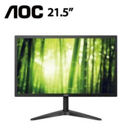 AOC 22B1H 21.5吋液晶顯示器 (1920*1080/TN/D-sub/HDMI/不閃屏、低藍光/三年保固)~最殺HDMI機種~