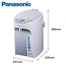 ★分期0利率★Panasonic 3L旗艦型真空斷熱節能保溫熱水瓶 NC-HU301P