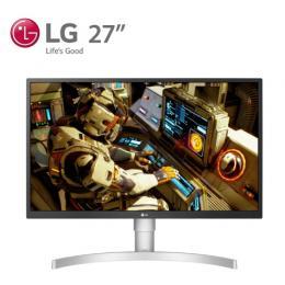 【27型】LG 27UL550-W 專業液晶顯示器 (3840*2160/AH-IPS/HDMI、DP/HDR