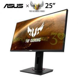 【25型電競】ASUS VG259QM IPS電競螢幕/1920x1080/280HZ/1ms/G-Sync Compatible/D-sub/HDMI/喇叭/升降/旋轉直立/壁掛