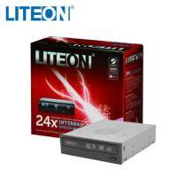 LITEON IHAS324 24X DVD燒錄機/黑色面板