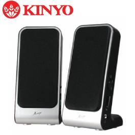 KINYO US-182 USB多媒體立體擴大音箱