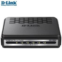 D-LINK DES-1005A 5 埠
