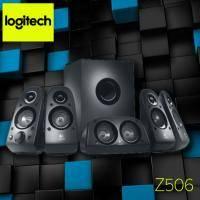 Logitech 羅技 Z506 六件式喇叭