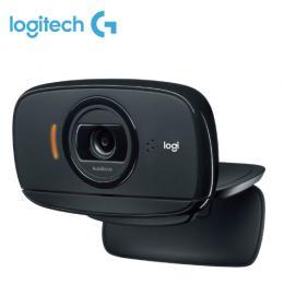 羅技 C525 HD 視訊攝影機 /HD720P 視訊通話 /8百萬像素 /頂級自動對焦功能、臉部辨識登入