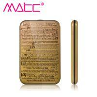 MATC 創世紀 USB 3.0 2.5吋硬碟外接盒 MA-1110U /聖經創世紀經文設計/支援USB3.0(5.0Gbps) 最高傳輸