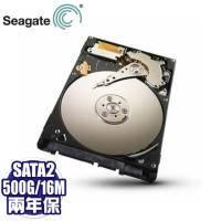 Seagate 500GB(ST500LT012-3Y/P) /SATA2/7mm/5400轉/16MB/三年保固