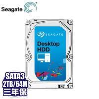 Seagate SV35系列 2TB監控碟(ST2000VX000-3Y/P) /7200轉/64MB/三年保固【100萬小時MTBF】【需客訂出貨】