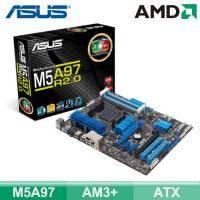 華碩 M5A97 R2.0 (ATX/4*RAM/2*PCIe x16/U3S6/19pin)