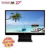 優派 27吋 VX2770Smh 三介面 液晶顯示器/AH-IPS面板/HDMI+DVI+D-sub/4ms/前置SRS喇叭/一年無亮點