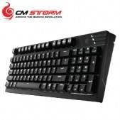 CM Storm QuickFire TK 全背光機械式鍵盤-茶軸中文 /獨創92鍵鍵盤 /茶軸白光背光設計 /N-Key Rollover 防鬼鍵設計