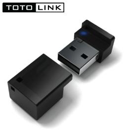 TOTOLINK N150USM USB無線網卡 /迷你/11n/150M/無線加密/三年保固