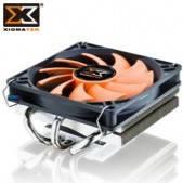 Xigmatek Praeton LD963 CPU散熱器 /H.D.T.技術 內建三根熱導管 /專為iTX 機殼設計
