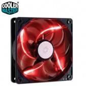 CoolerMaster(酷碼) SickleFlow X系列 12公分 鐮刀扇/紅光LED/2000轉/R4-SXDP-20FR-A1
