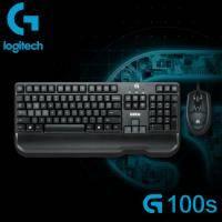 羅技 G100S 遊戲專用鍵盤滑鼠組