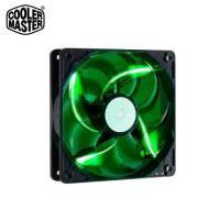 CoolerMaster(酷碼) SickleFlow X系列 12公分 鐮刀扇/綠光LED/2000轉/R4-SXDP-20FG-A1