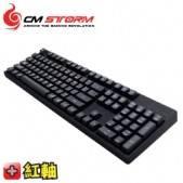 CM Storm QuickFire XT 紅軸 / SGK4030-GKCR