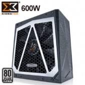 Xigmatek Vector P600 600W(600W/80+ 白金/雙路12V 36A[36A])/模組/五年保固