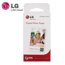 LG Pocket Photo 口袋相片印表機 相印紙 PS2313(LG 專用相紙30張)