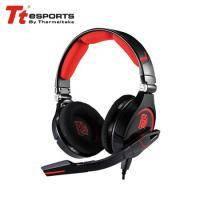 Tt eSPORTS 克諾司CRONOS 電競耳機(黑色)HT-CRO008ECBL