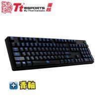 Tt eSPORTS POSEIDON Z 波賽頓全背光機械式電競鍵盤/五年保固/青軸中文/KB-PIZ-KLBLTC-01