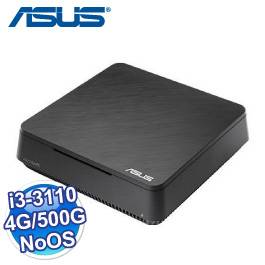 【I3 迷你電腦】華碩 ASUS VIVO PC VC60-311570A【i3-3110M、4G、500GB、Non-OS、USB3.0、3Y 】