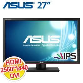 ASUS 27.0吋 PA279Q/AH-IPS/2560x1440/HDMI+DP+DVI/3W*2喇叭/USB 3.0*6 + 9合1讀卡機(客訂商品,除新品故障瑕疵,不提供7天鑑賞期 )