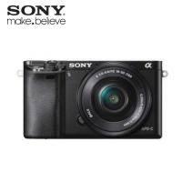 SONY ILCE-6000L/B 數位單眼相機/變焦鏡組(黑色)