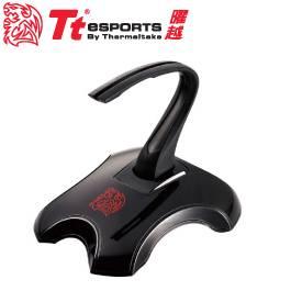 Tt eSPORTS GALERU 鎖護者 滑鼠線夾/擁有200公克的配重底座並且牢固的與卡線凹槽頸部結合/EAC-MSB001