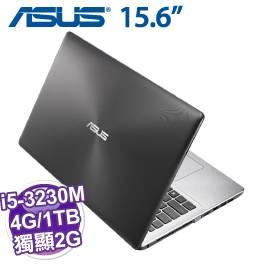ASUS X550VC-0231B3230M 迷霧灰【i5-3230M、4G、1TB、NV-720/2G】【福利品出清】