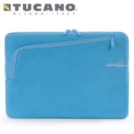 TUCANO Microfiber with Me 系列雙層 MacBook Pro/Retina 15 內袋 (海水藍) -BFWM-MB15-Z