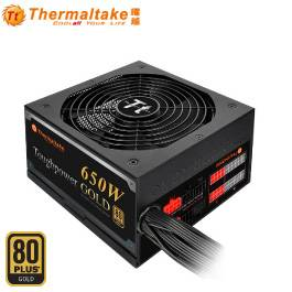 曜越 Toughpower 650W Gold 半模組化電源供應器 五年免費/一年換新/PS-TPD-06