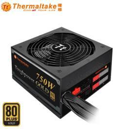 曜越 Toughpower 750W Gold 半模組化電源供應器 五年免費/一年換新/PS-TPD-07