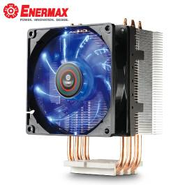 保銳 ETS-N30-TAA 藍光 CPU小塔散熱器