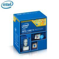 Intel 【四核】Core i5-4460 4C4T/3.2GHz(Turbo 3.4GHz)/L3快取6MB/HD4600