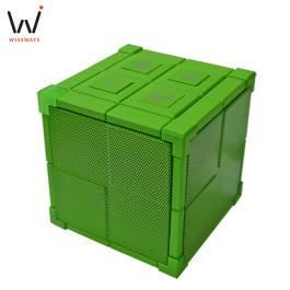 WISEWAYS KUBE 藍芽喇叭-橄欖綠GREEN